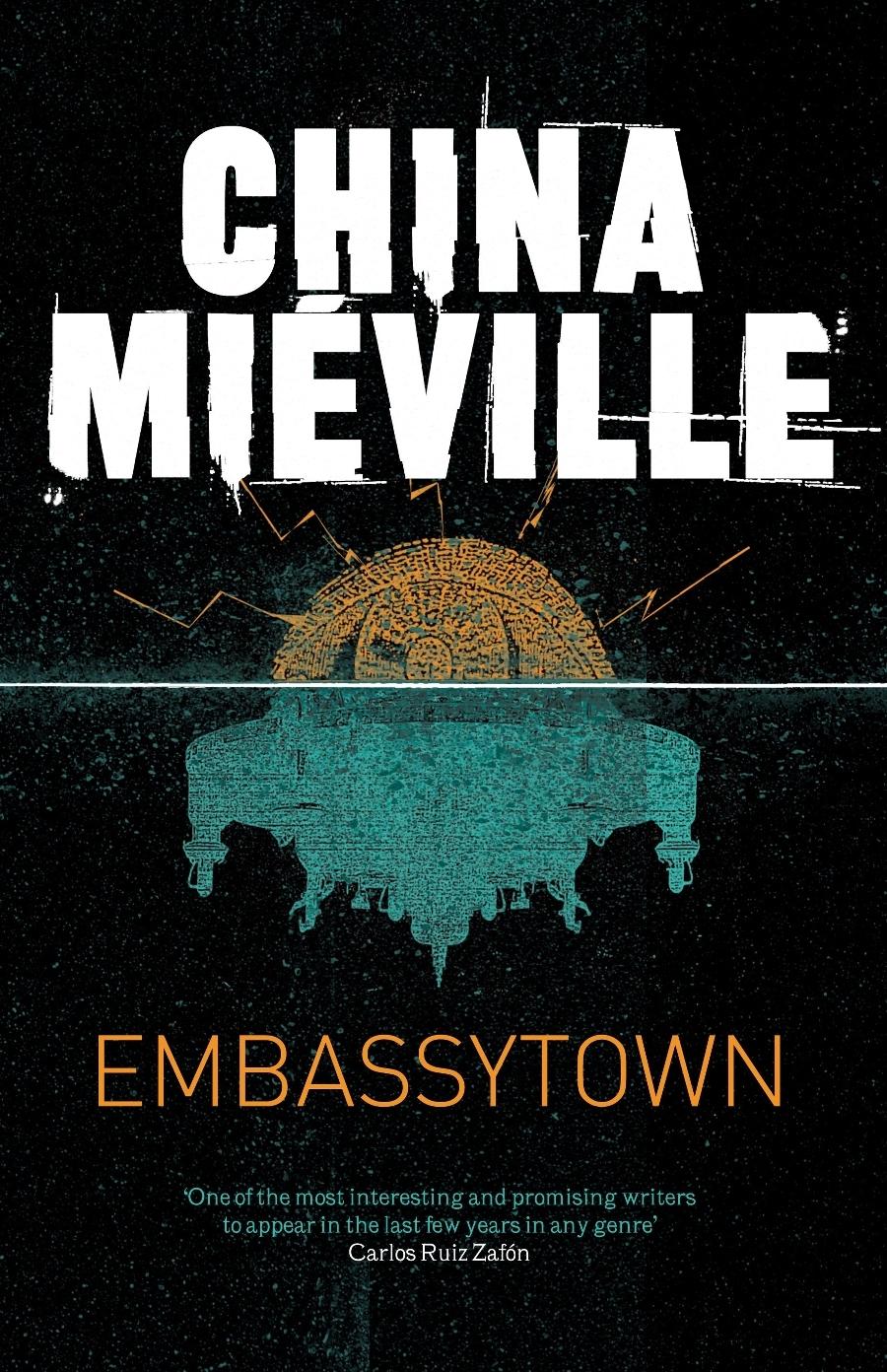 """""""Embrassytown"""", de China Miéville"""