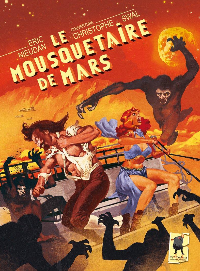 """""""Le Mousquetaire de Mars"""" d'Éric Nieudan"""