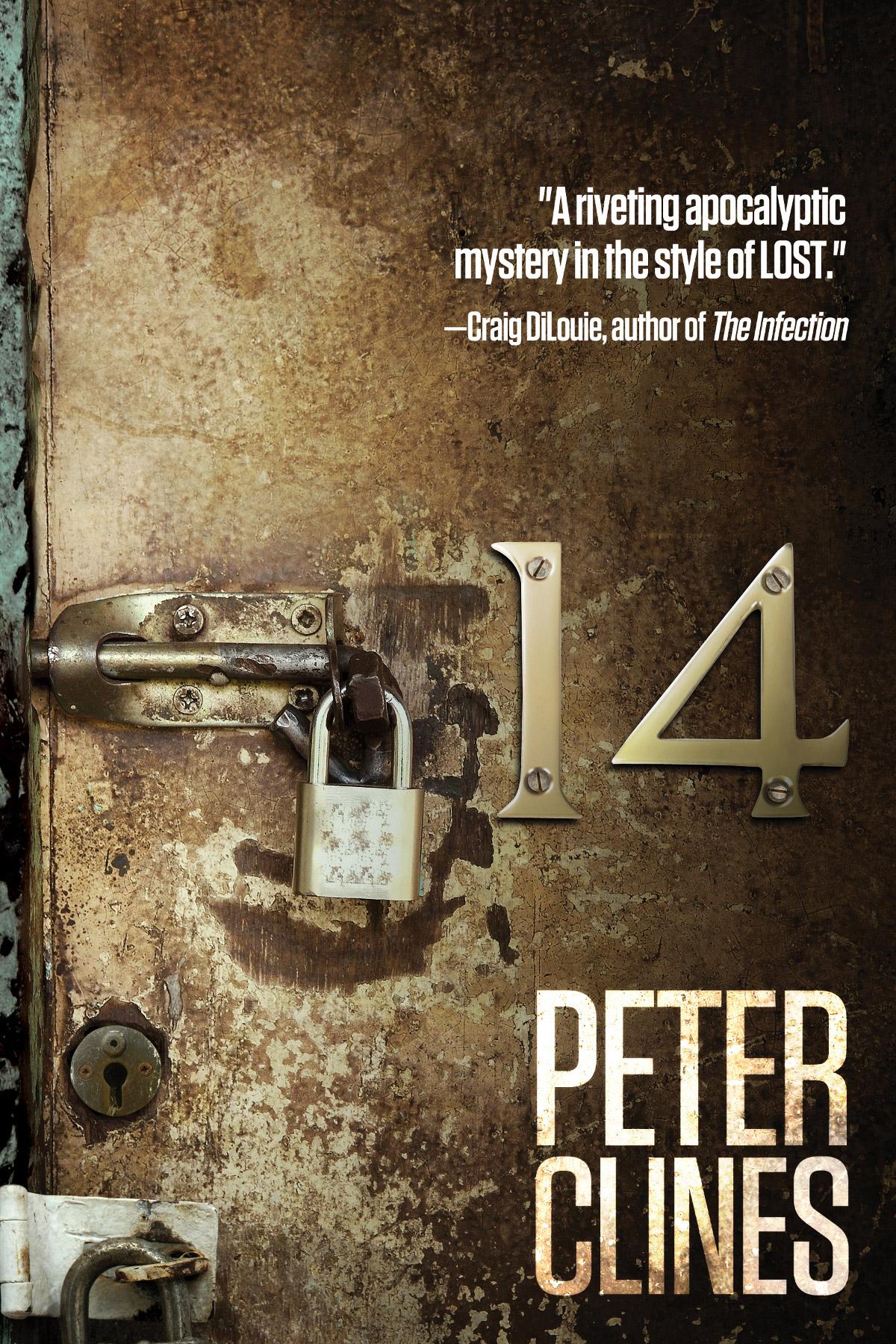 """""""14"""", de Peter Clines"""