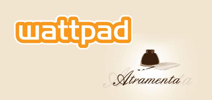 Logos Wattpad & Atramenta