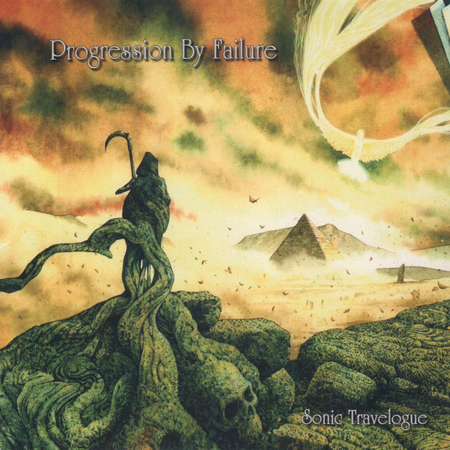 Progression by Failure: Sonic Travelogue