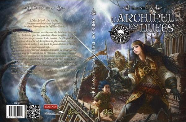 """""""L'Archipel des Nuées"""", de Éric Nieudan"""