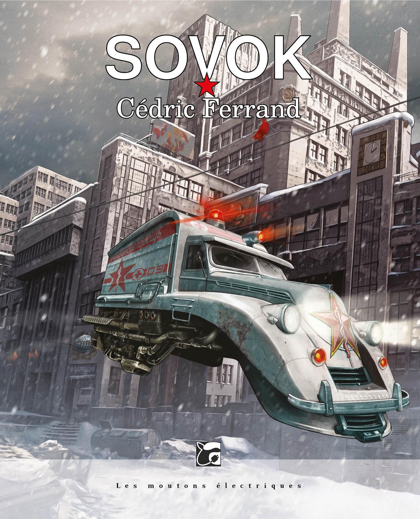 """Sovok"", de Cédric Ferrand"
