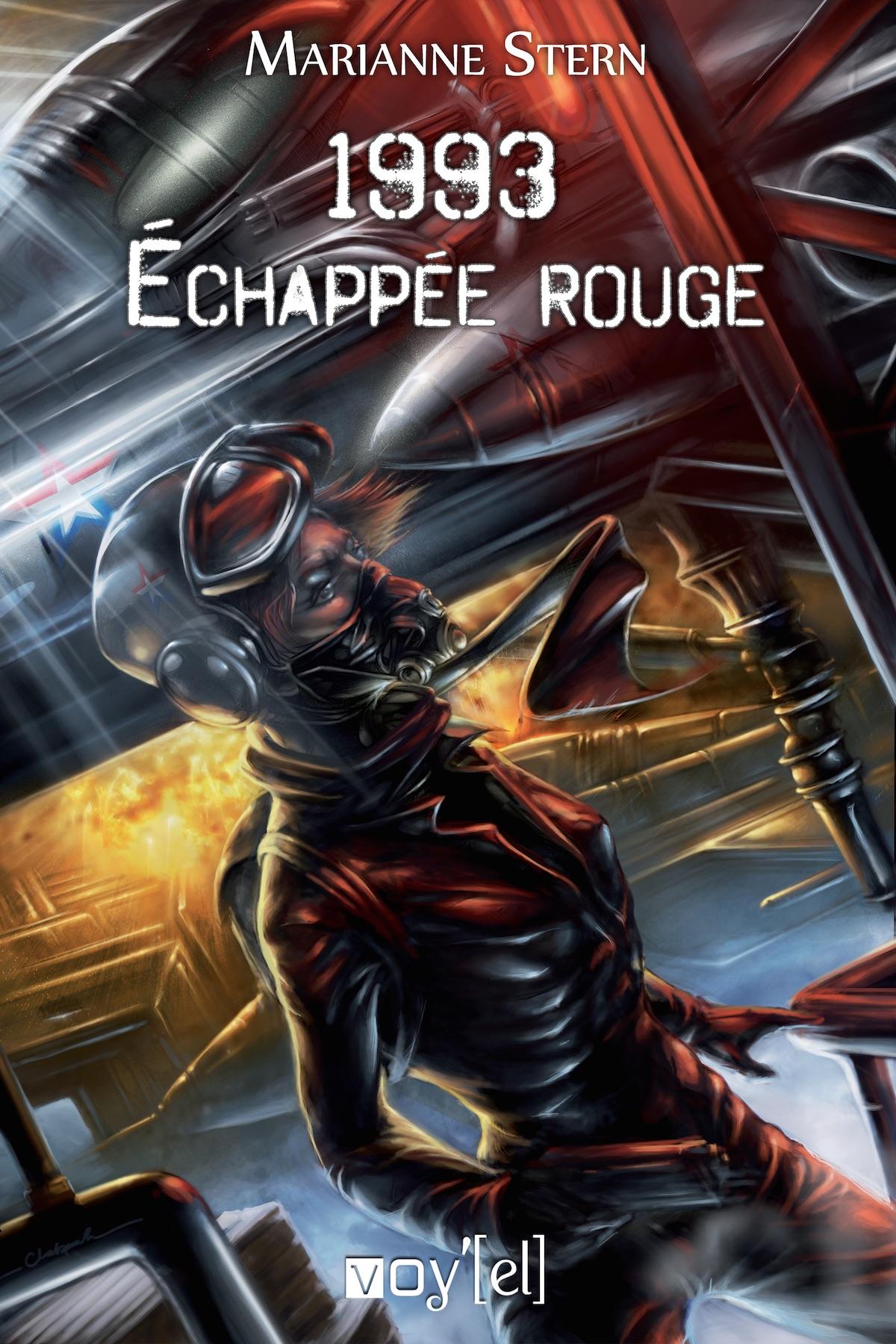 «1993 – Échappée rouge», de Marianne Stern