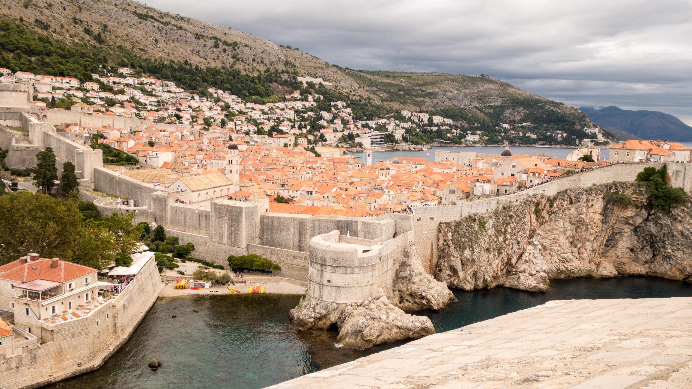 Dubrovnik, septembre 2015