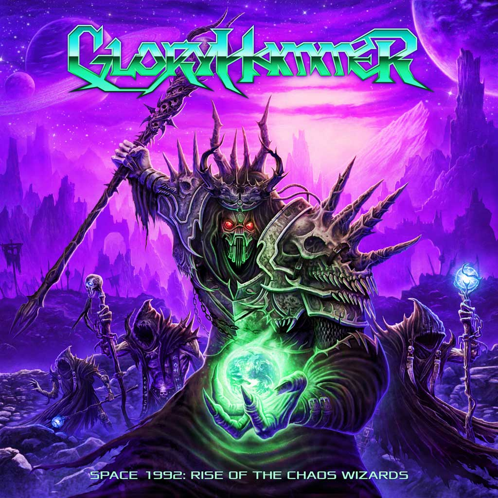 Gloryhammer: Space 1992 – Rise of the Chaos Wizards
