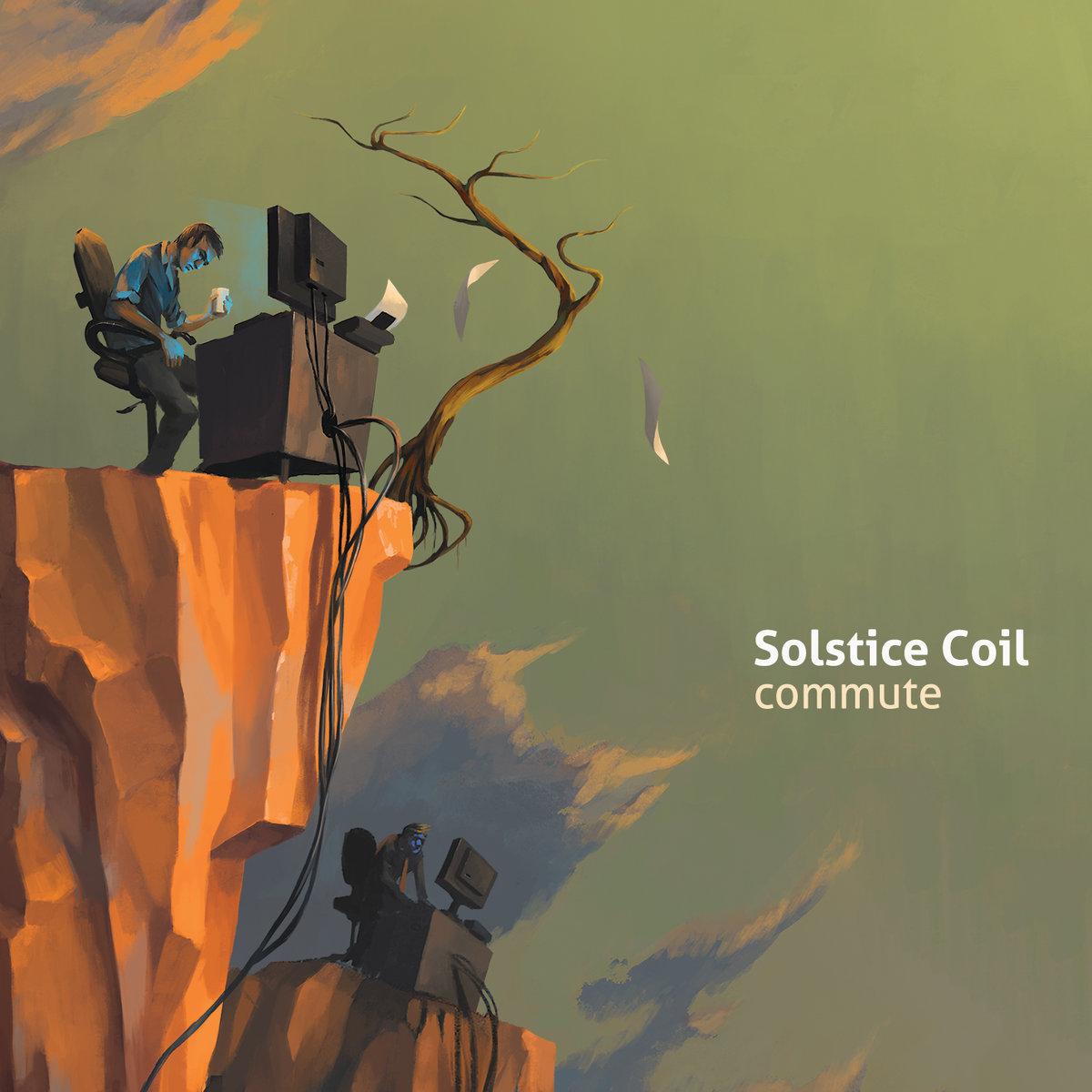 Solstice Coil: Commute