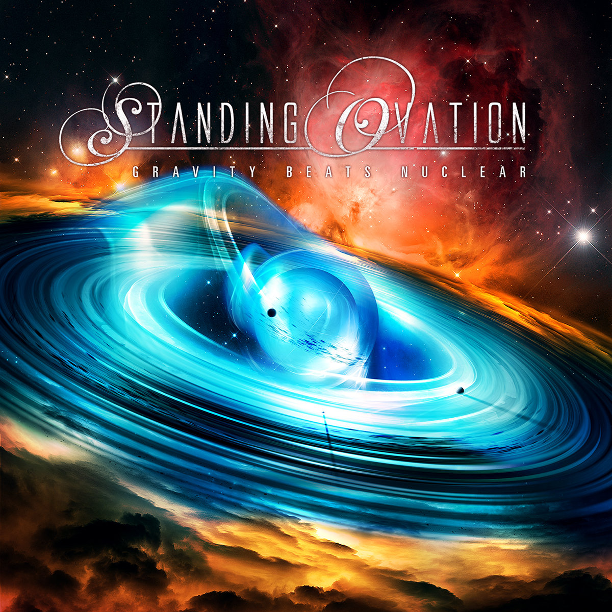 Standing Ovation: Gravity Beats Nuclear