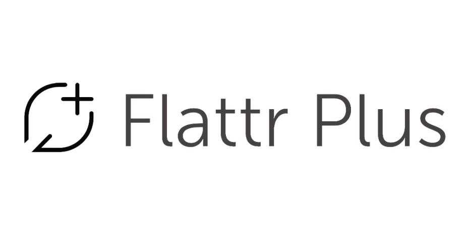 Flattr Plus logo