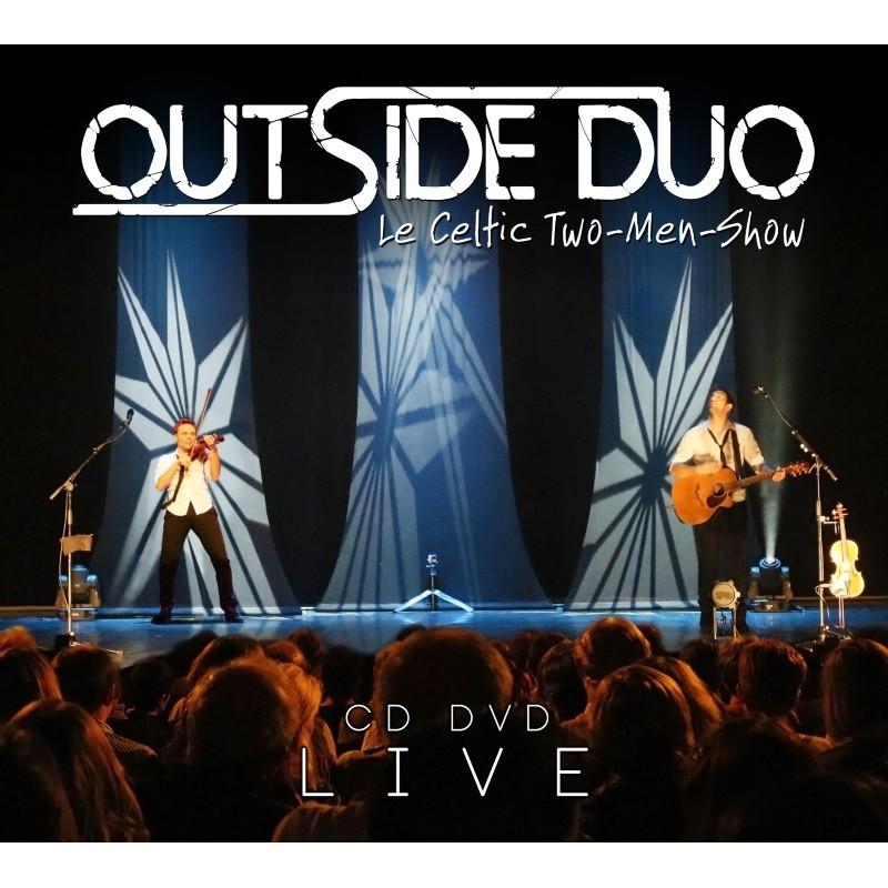 Outside Duo: Le Celtic Two-Men-Show