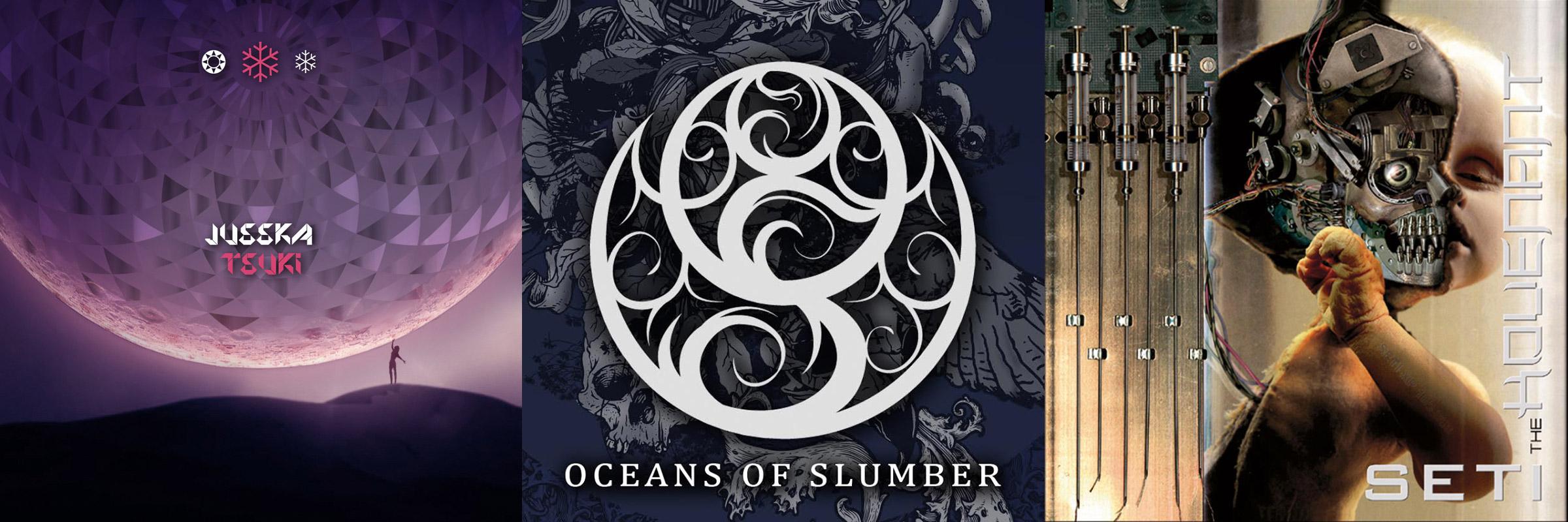 Jusska / Oceans of Slumber / The Kovenant