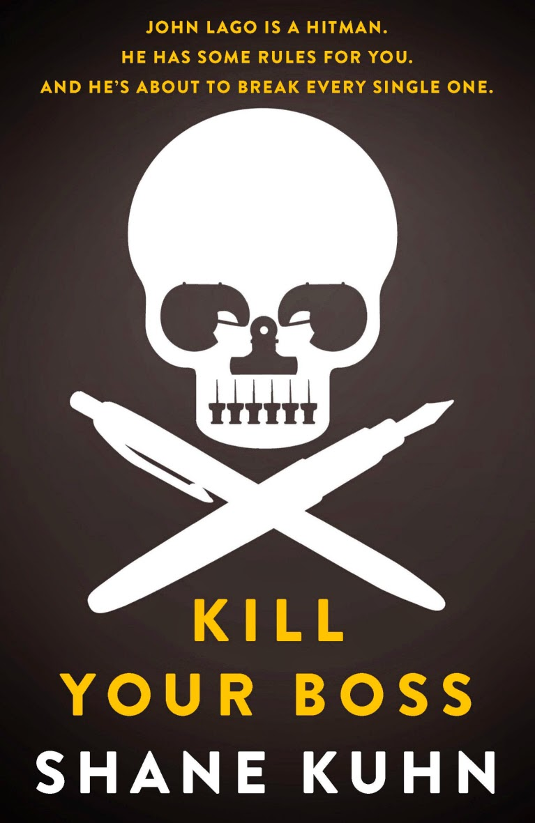 """Kill Your Boss"", de Shane Kuhn"