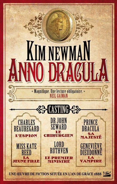 """""""Anno Dracula"""", de Kim Newman"""