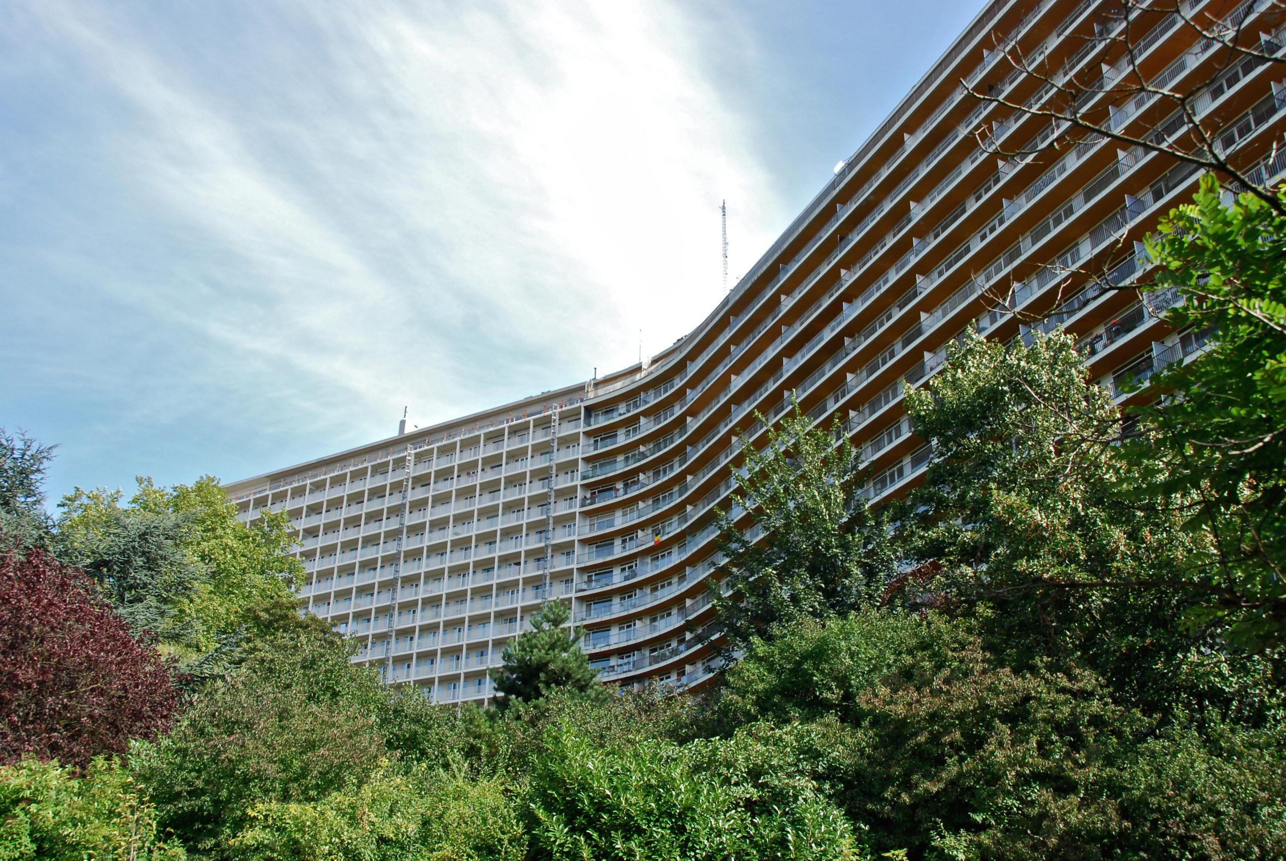 H.L.M. la Magnanerie et son parc privé (Bruxelles)