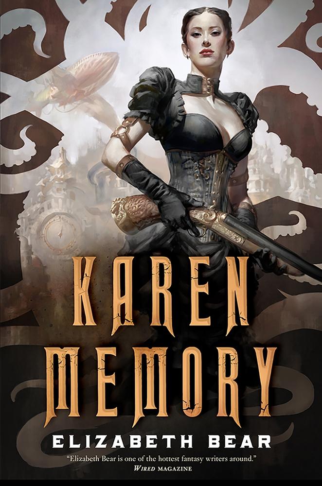 """Karen Memory"", d'Elizabeth Bear"