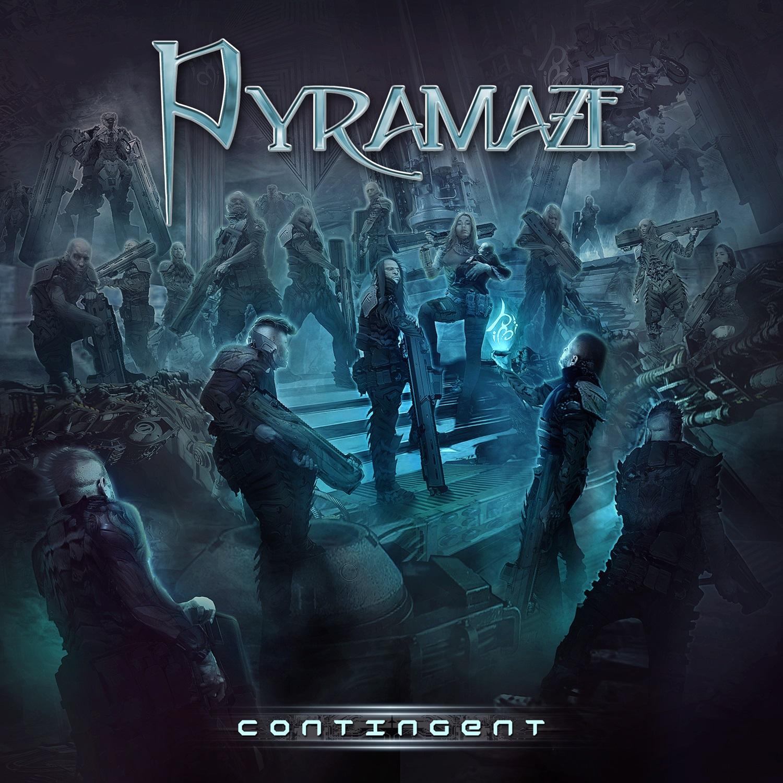 Pyramaze: Contingent