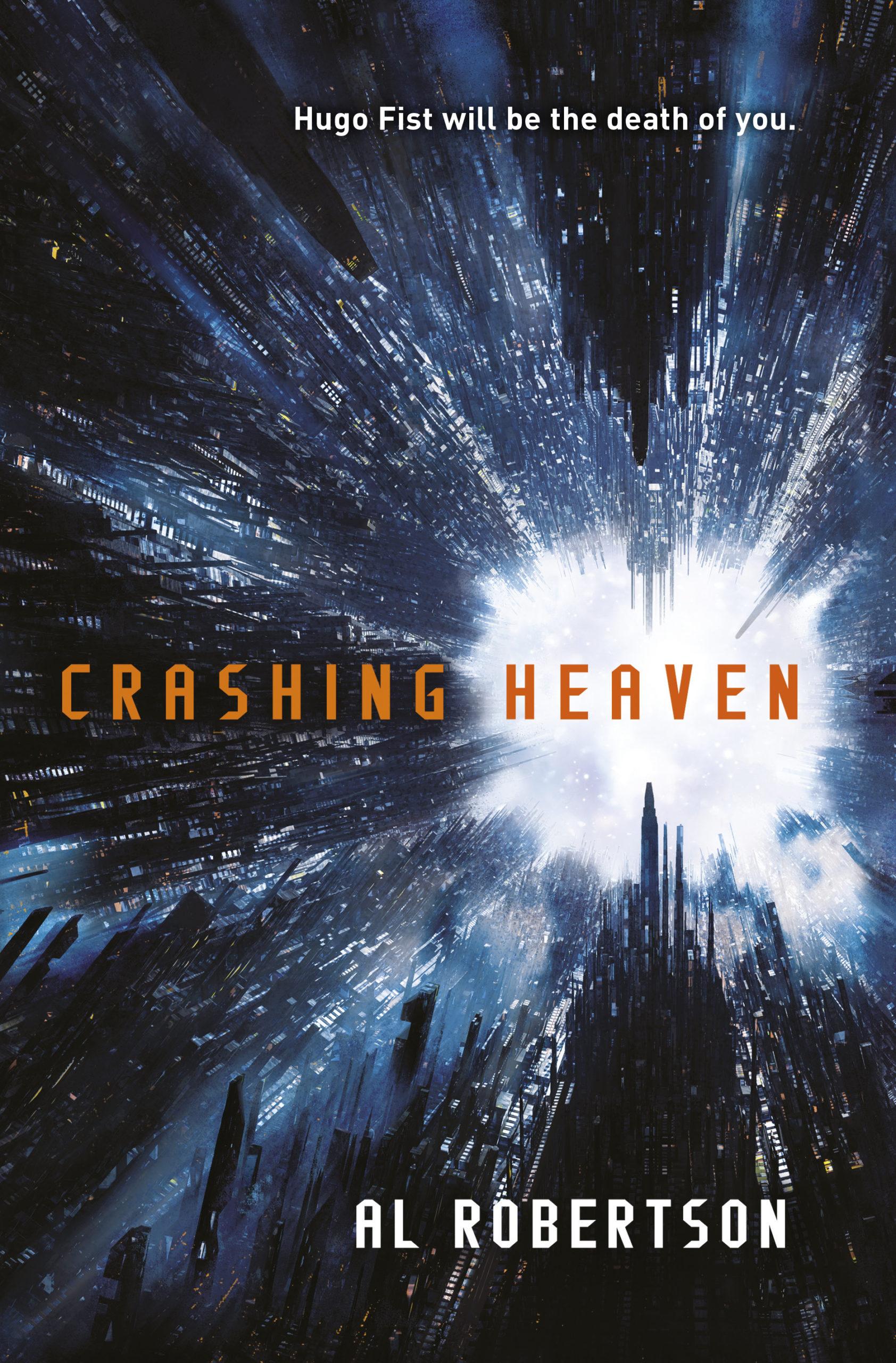 """Crashing Heaven"", de Al Robertson"