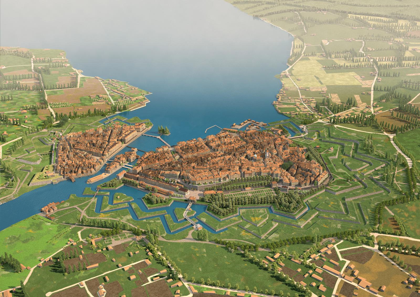 Genève 1850