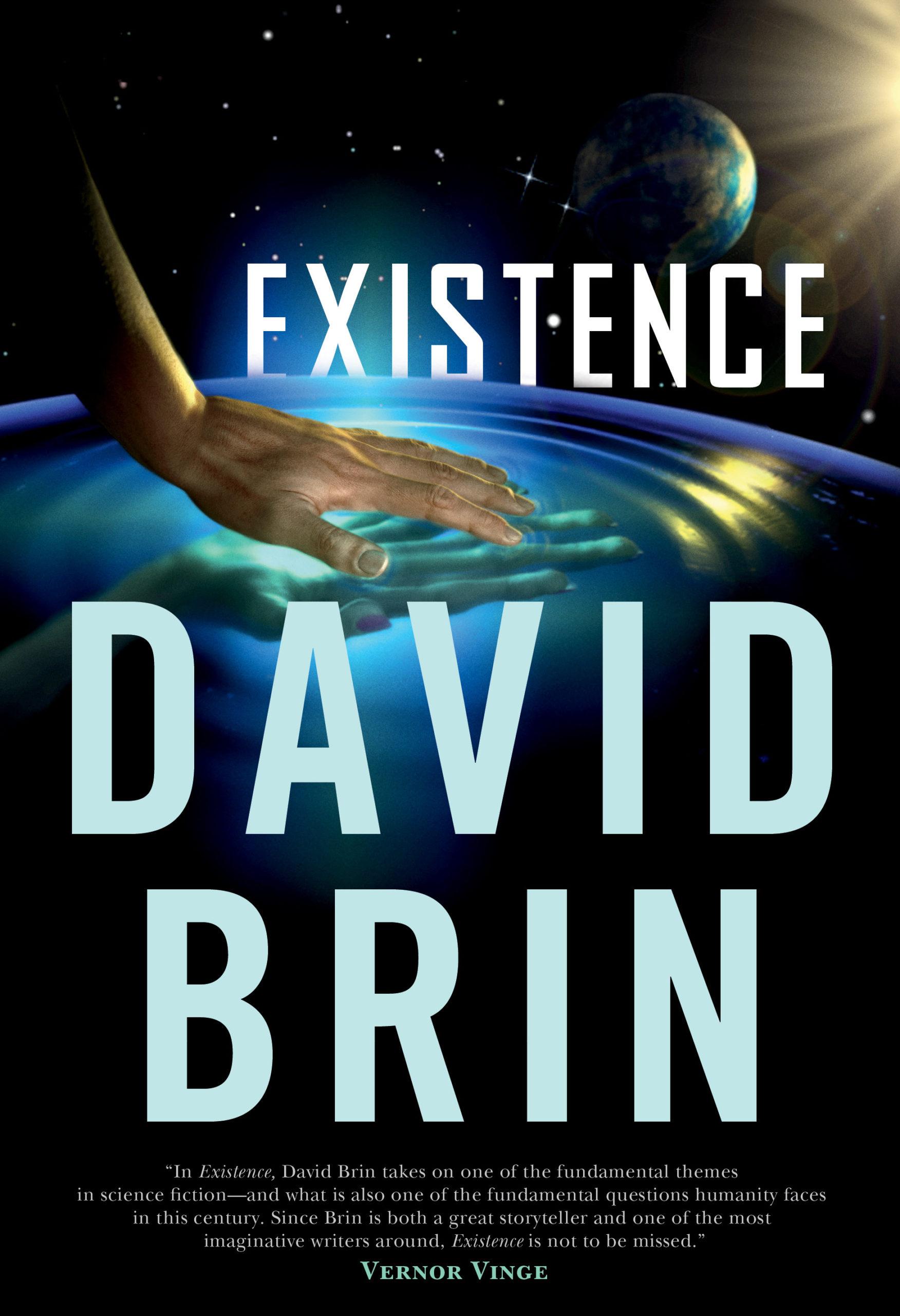 """""""Existence"""", de David Brin"""