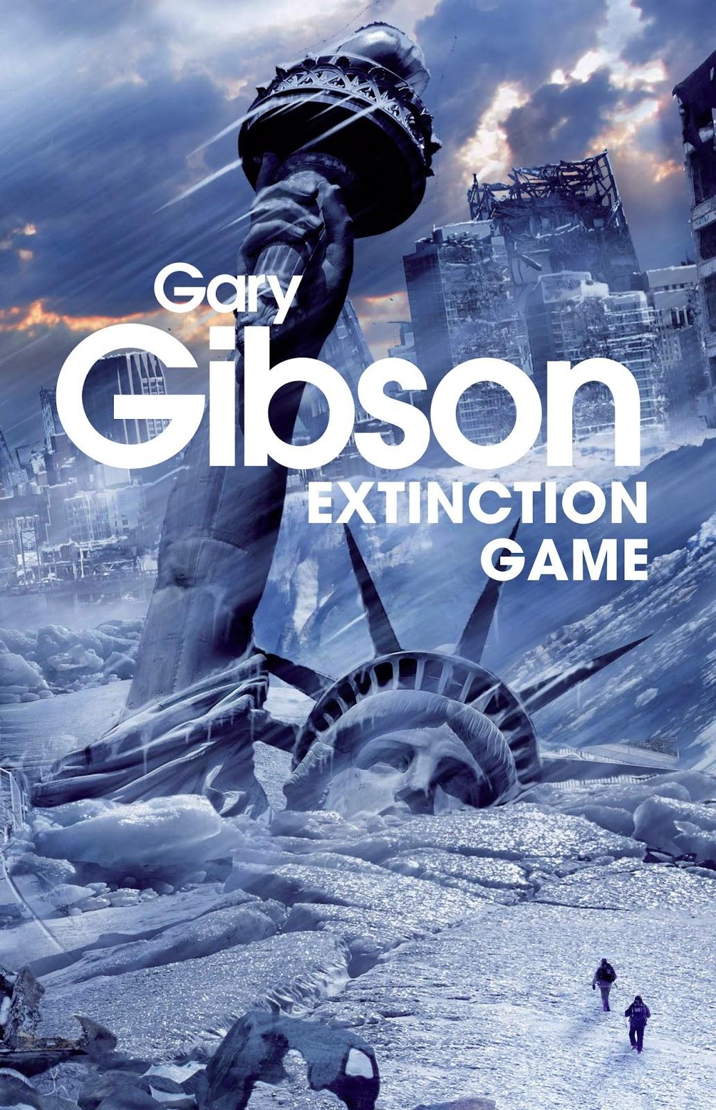 """""""Extinction Game"""", de Gary Gibson"""