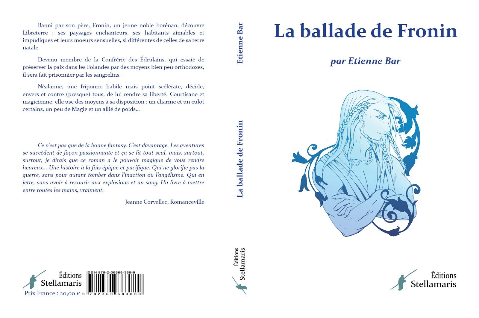 """La Ballade de Fronin"", d'Étienne Bar"