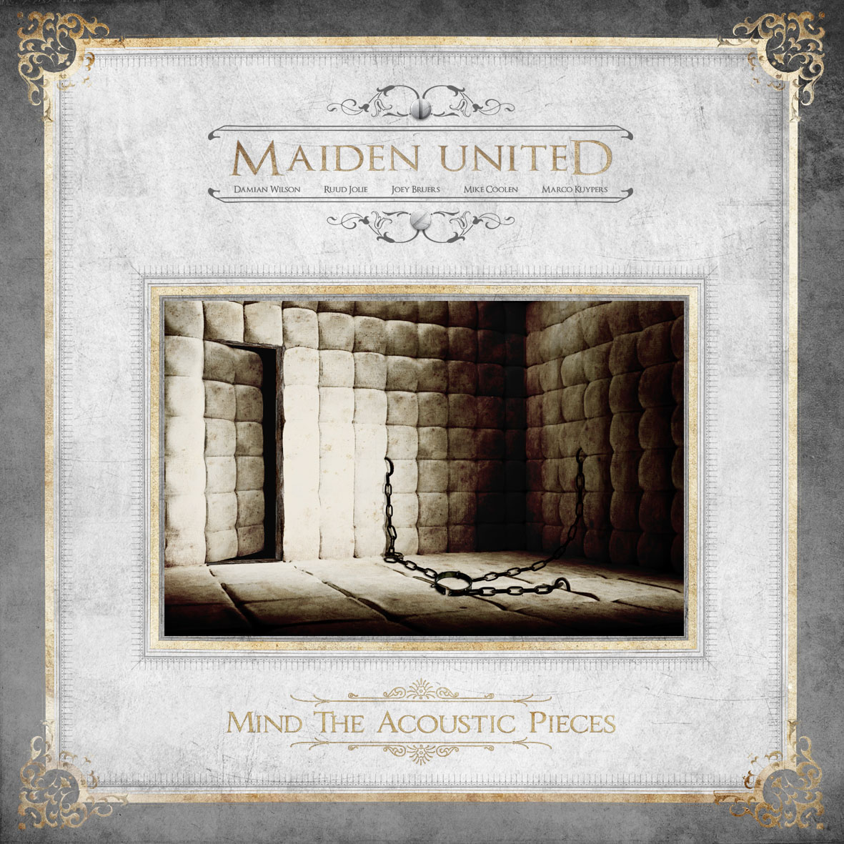 Maiden United: Mind the Acoustic Pieces