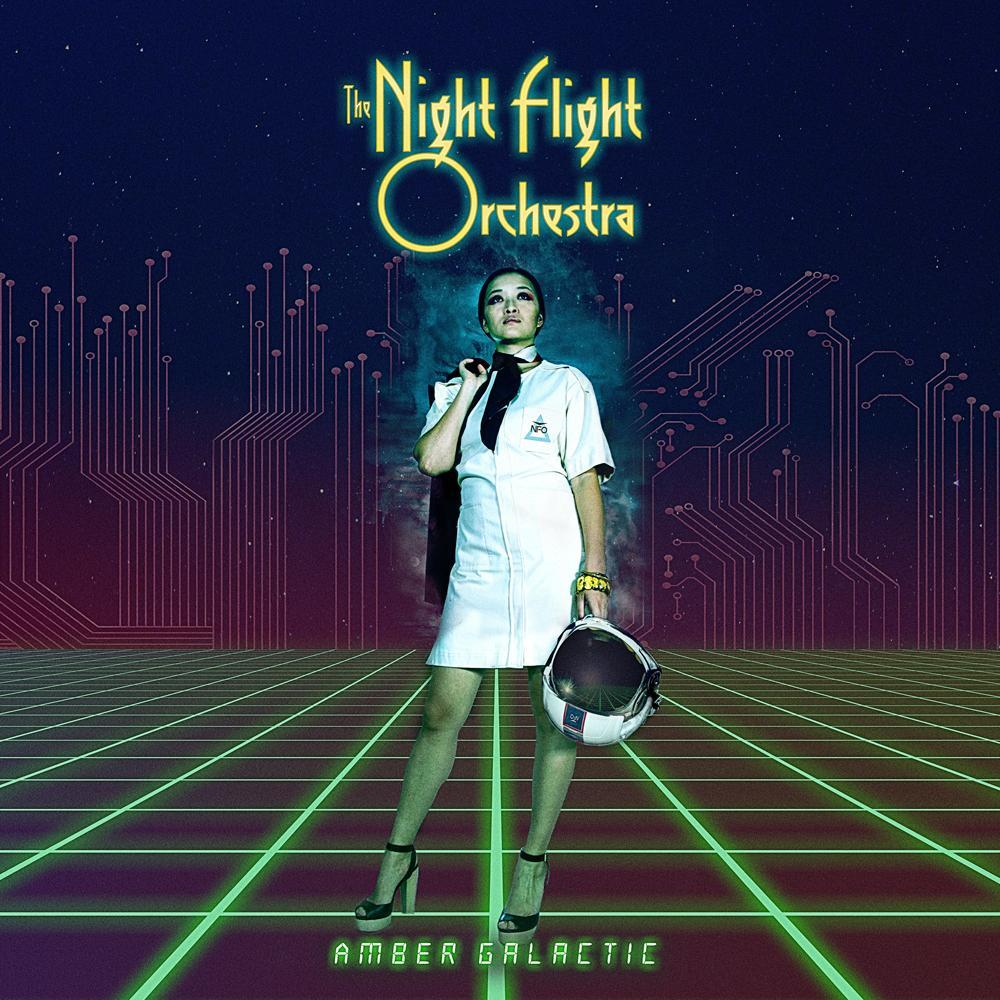 The Night Flight Orchestra: Amber Galactic