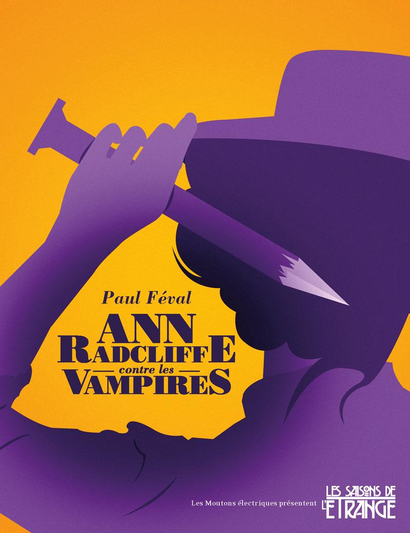 """""""Ann Radcliffe contre les Vampires"""", de Paul Féval"""
