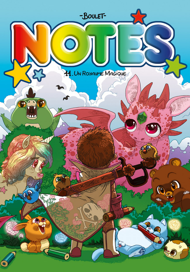 """""""Notes"""", tome 11"""