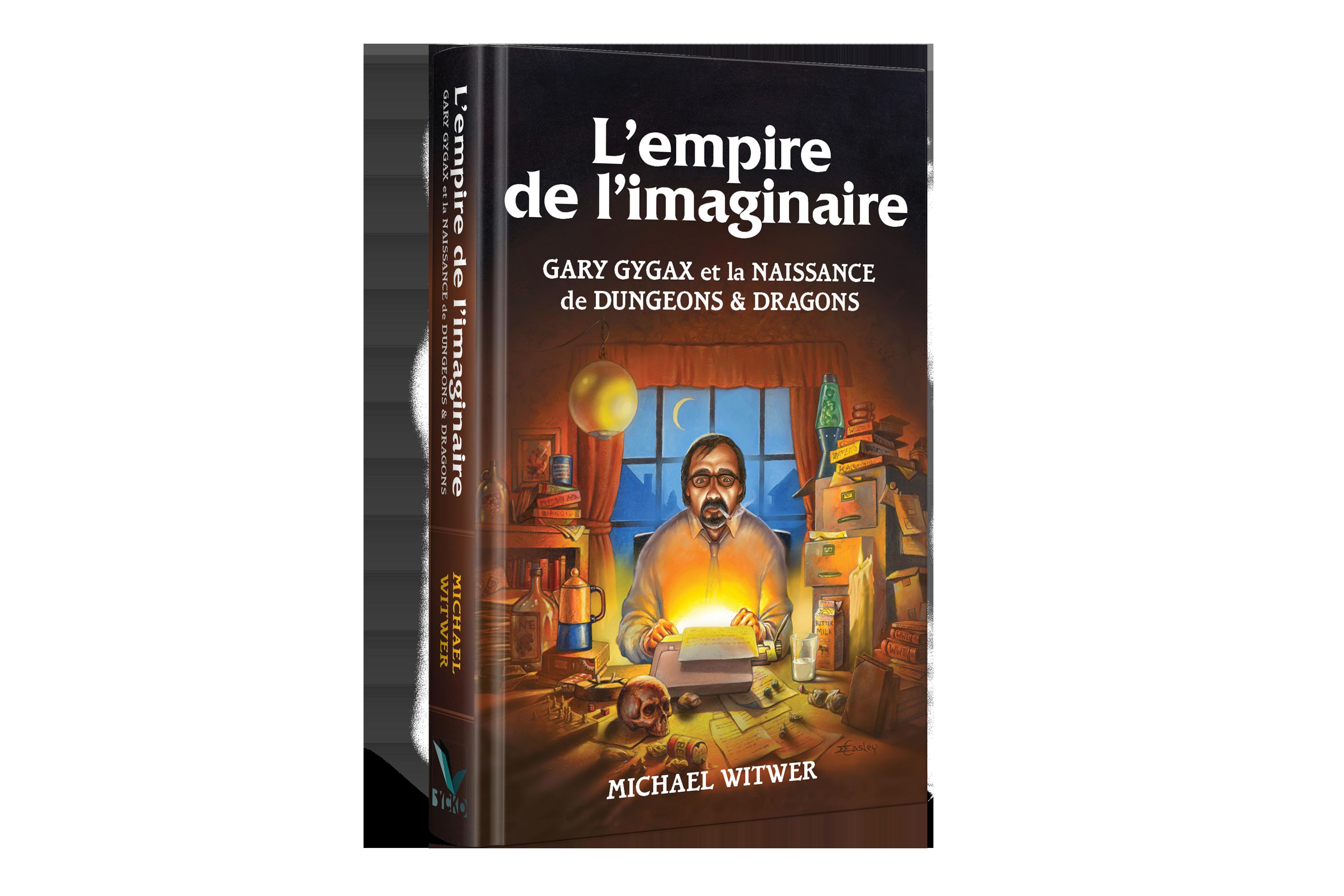 """""""L'Empire de l'imaginaire"""", de Michael Witwer"""
