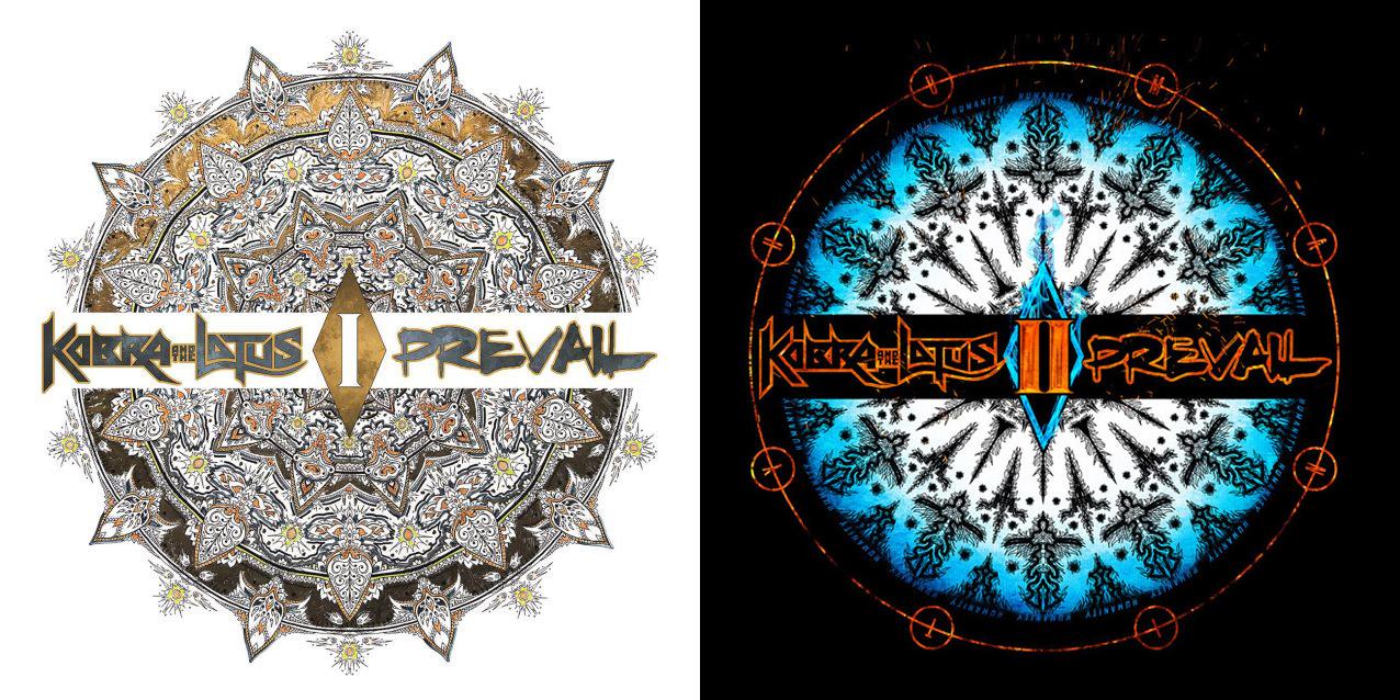 Kobra and the Lotus: Prevail (I & II)