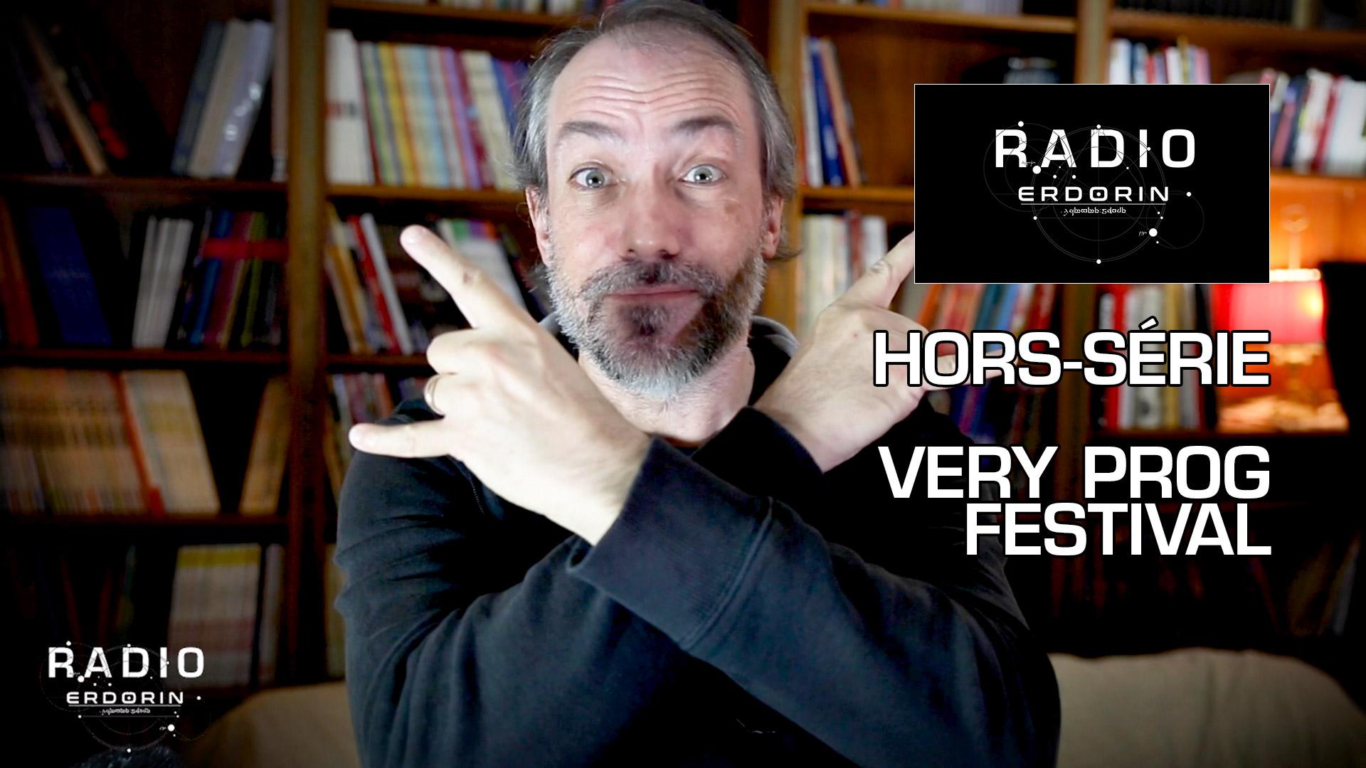 Radio-Erdorin HS1 – Very Prog Festival