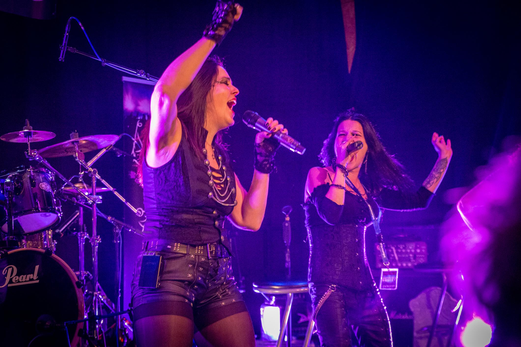 Alkemy @ Female Metal Fest IV
