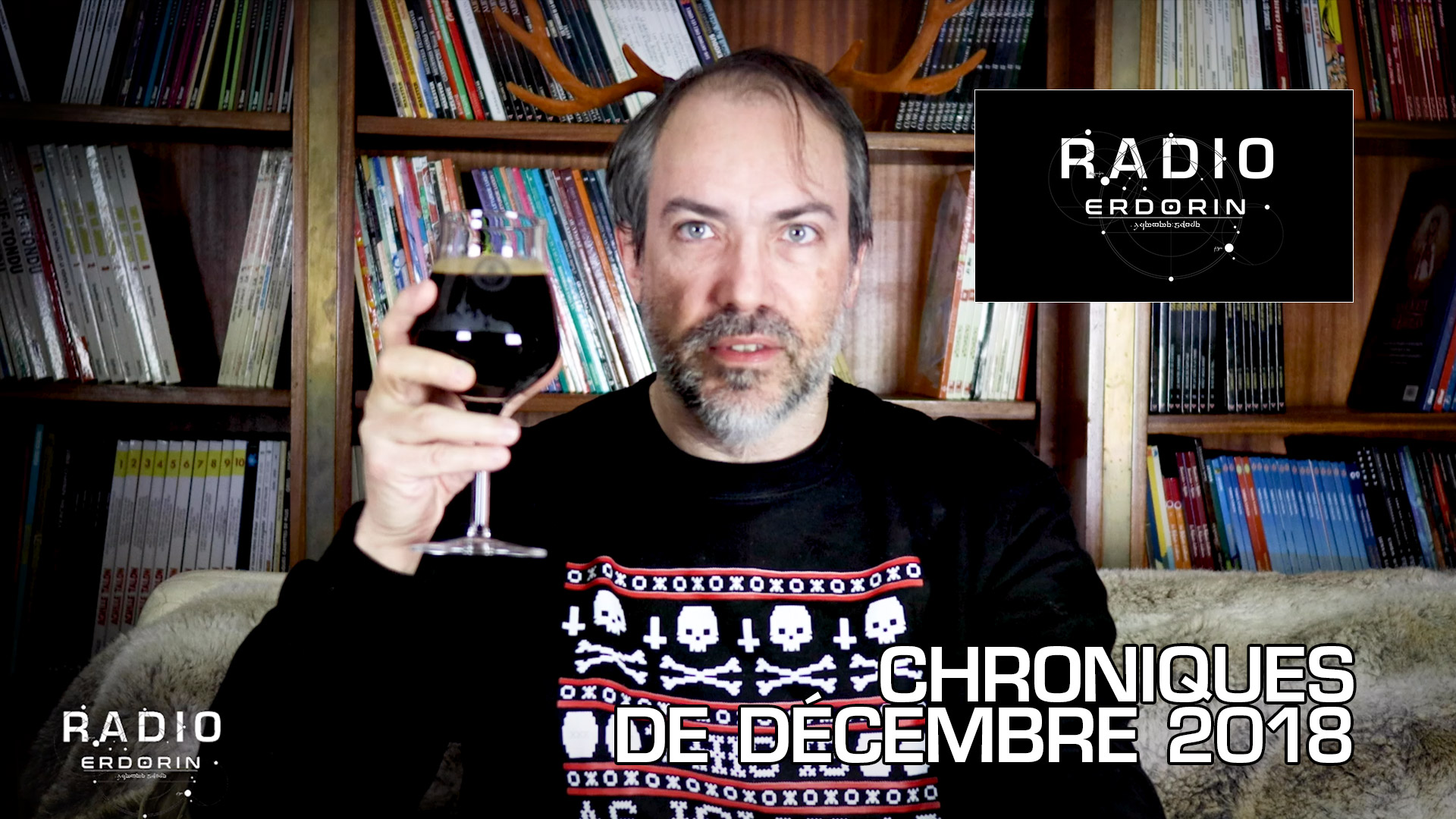 Radio-Erdorin S1E8 – Décembre 2018