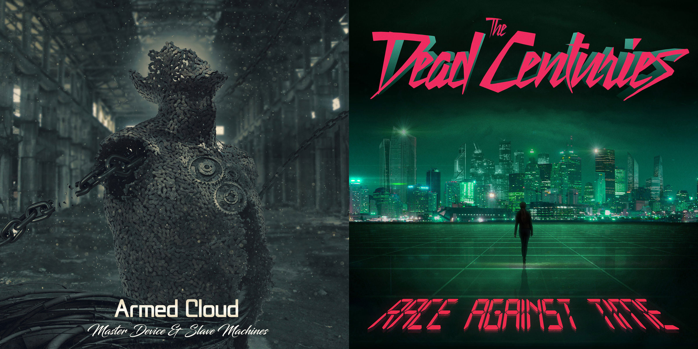 Armed Cloud / The Dead Centuries