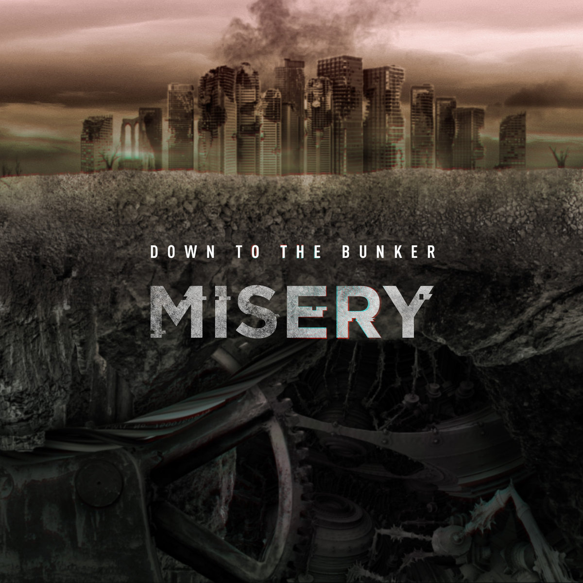 Down to the Bunker: Misery