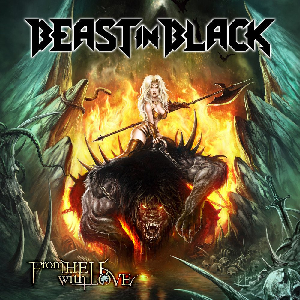 Beast in Black: From Hell with Love