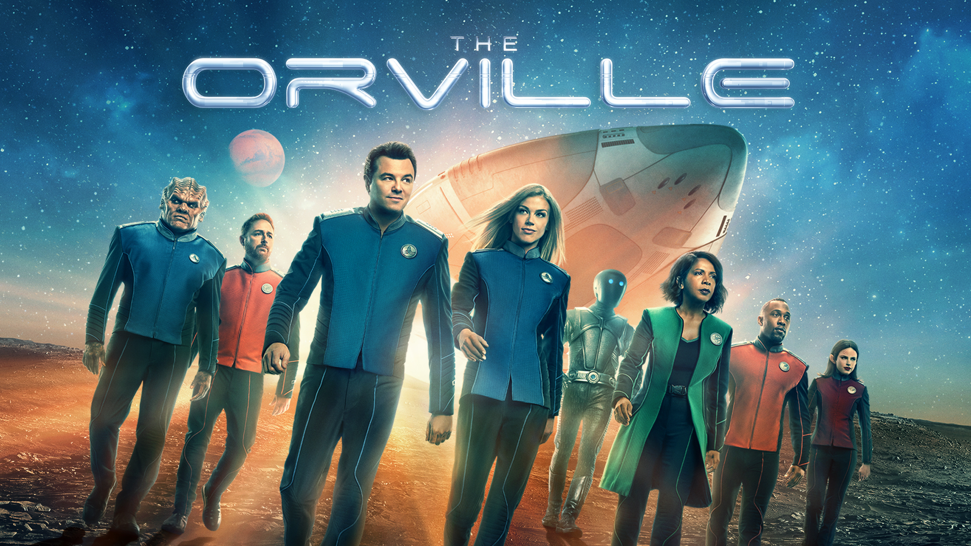 The Orville, saison 2