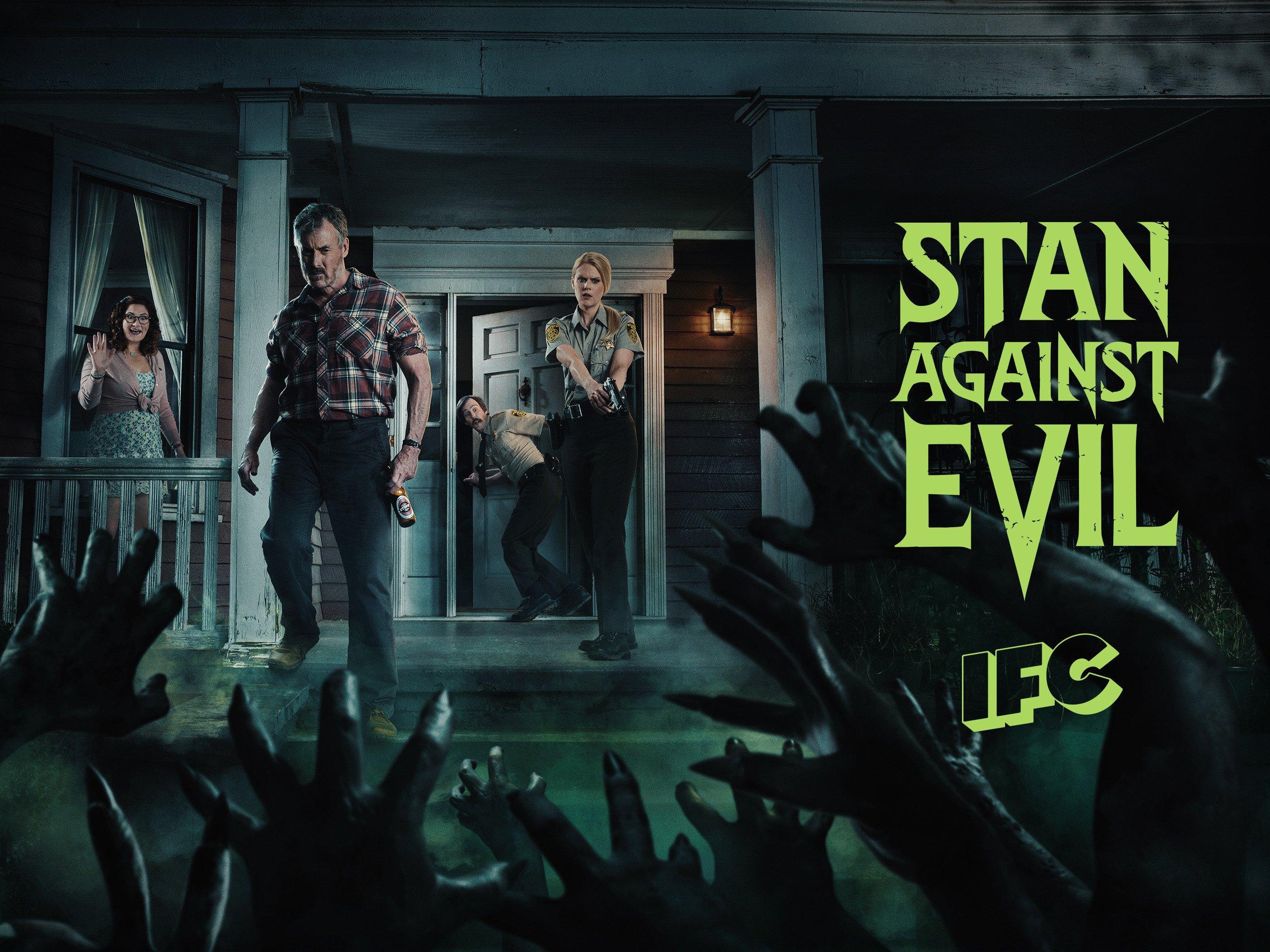 Stan vs Evil