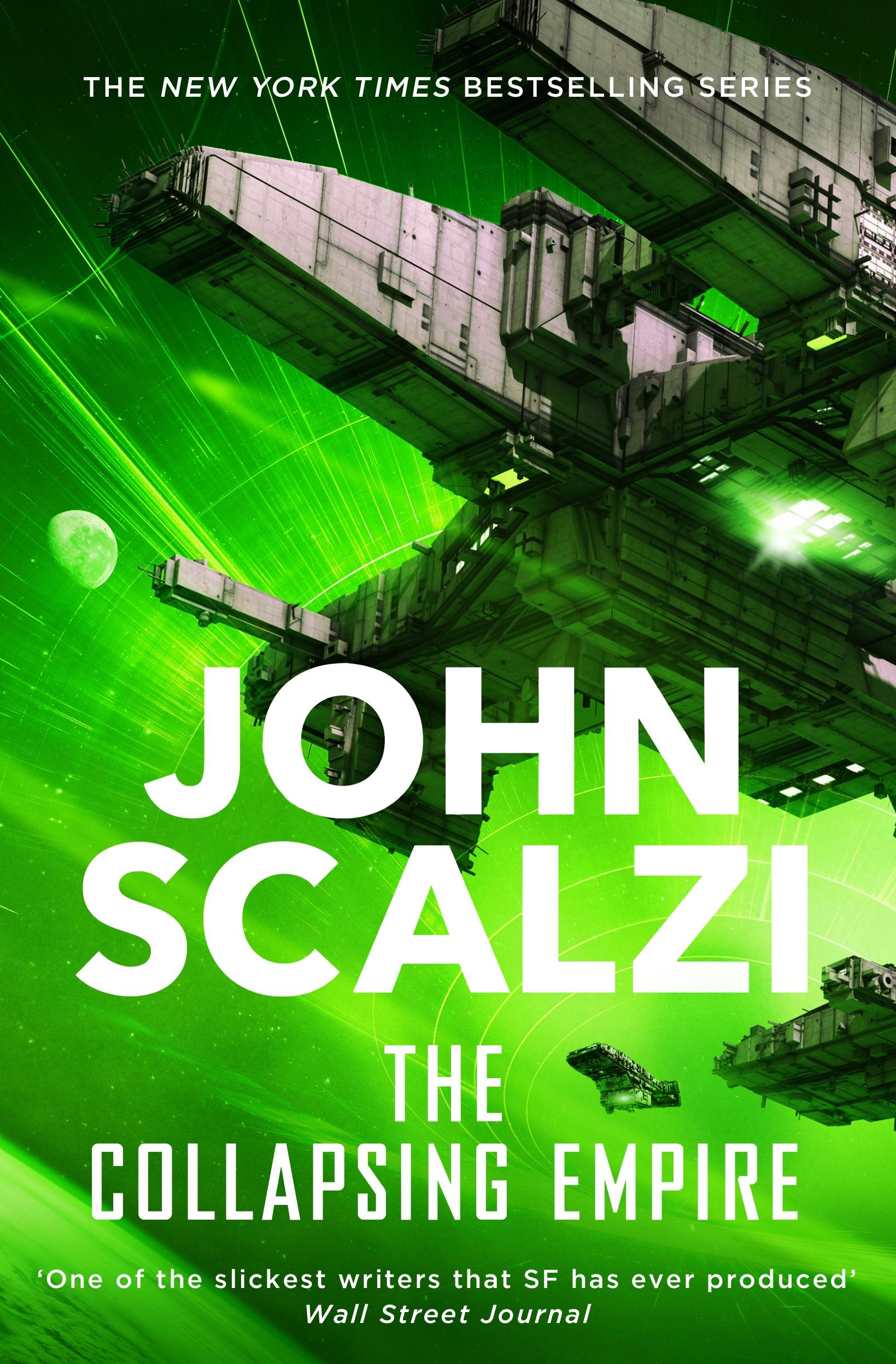 """""""The Collapsing Empire"""", de John Scalzi"""