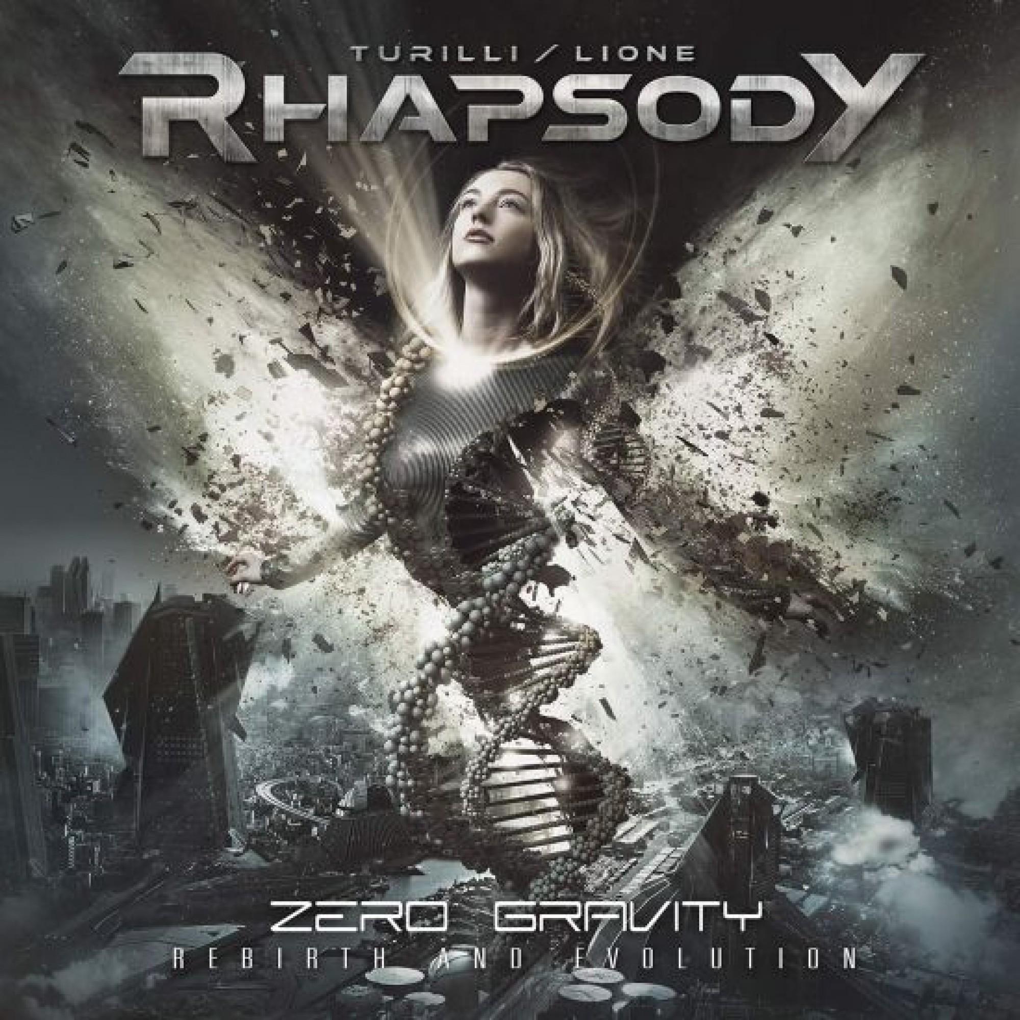 Turilli / Lione Rhapsody: Zero Gravity