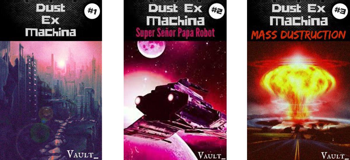 """""""Dust Ex Machina"""", de Vault"""