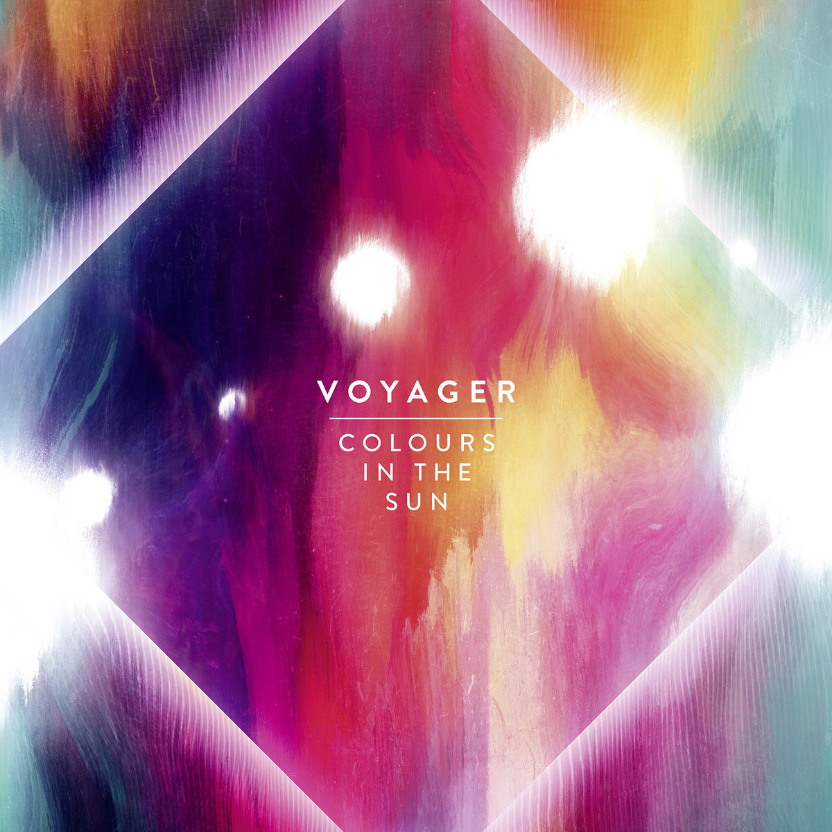 Voyager: Colours in the Sun