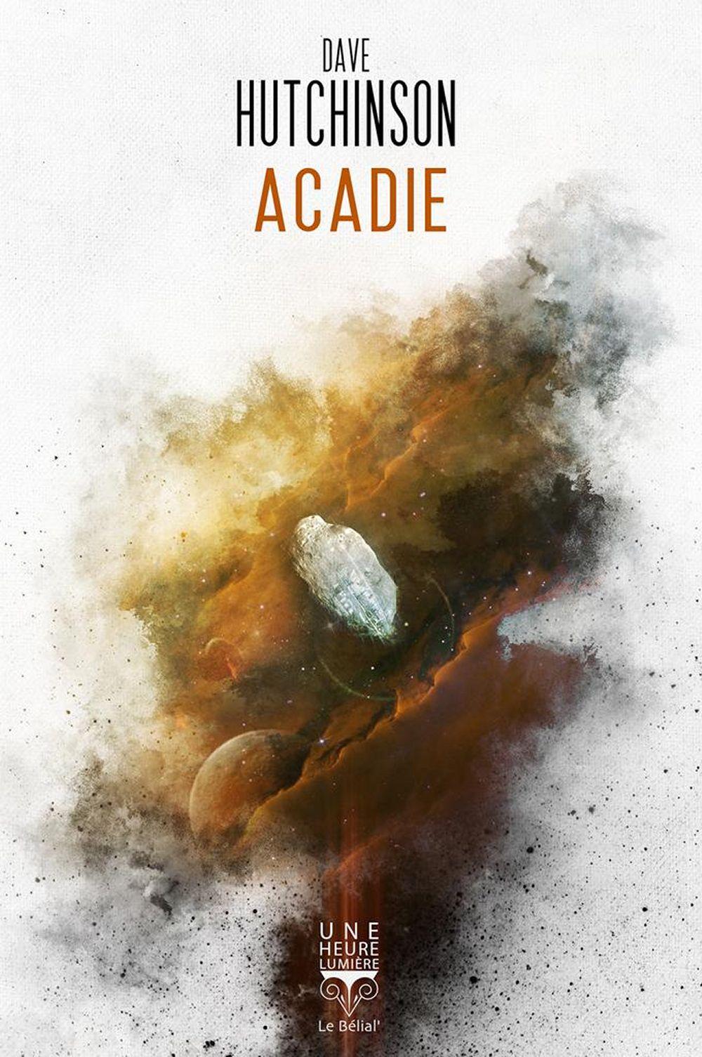 """""""Acadie"""", de Dave Hutchinson"""