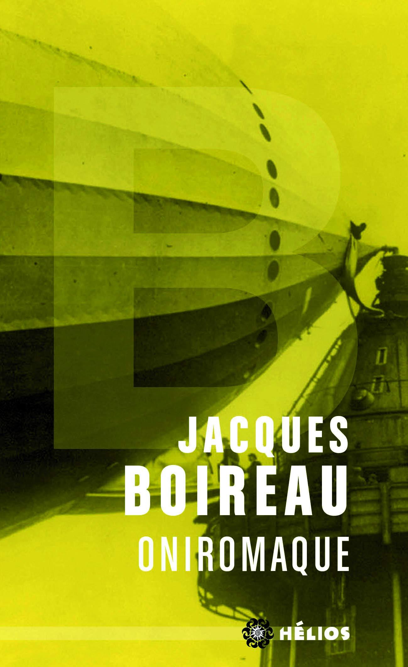 « Oniromaque », de Jacques Boireau