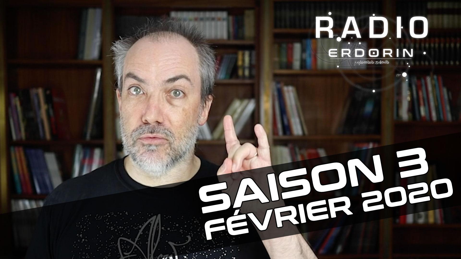 Radio-Erdorin S3E2 – Février 2020