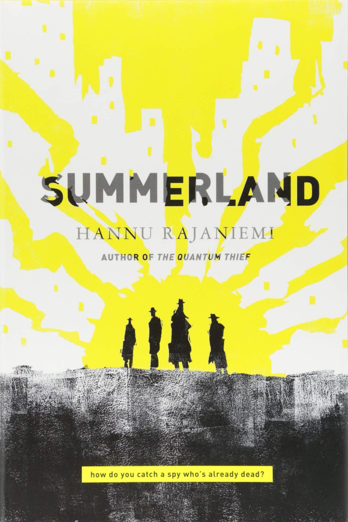 « Summerland », de Hannu Rajaniemi