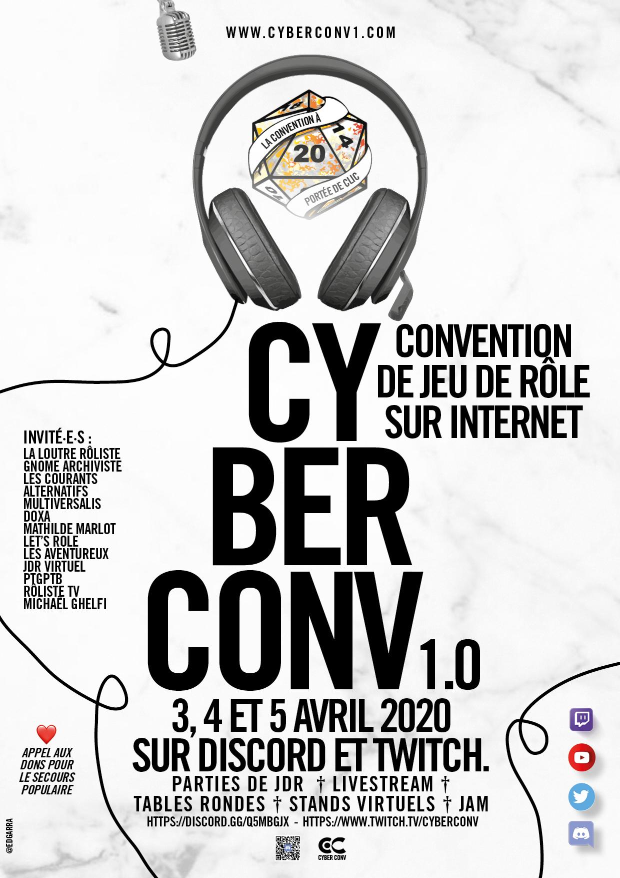 CyberConv 1.0