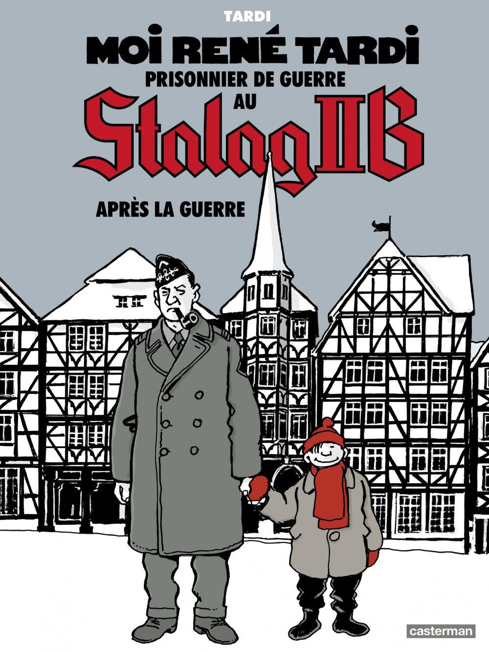 Stalag IIB: Après la guerre