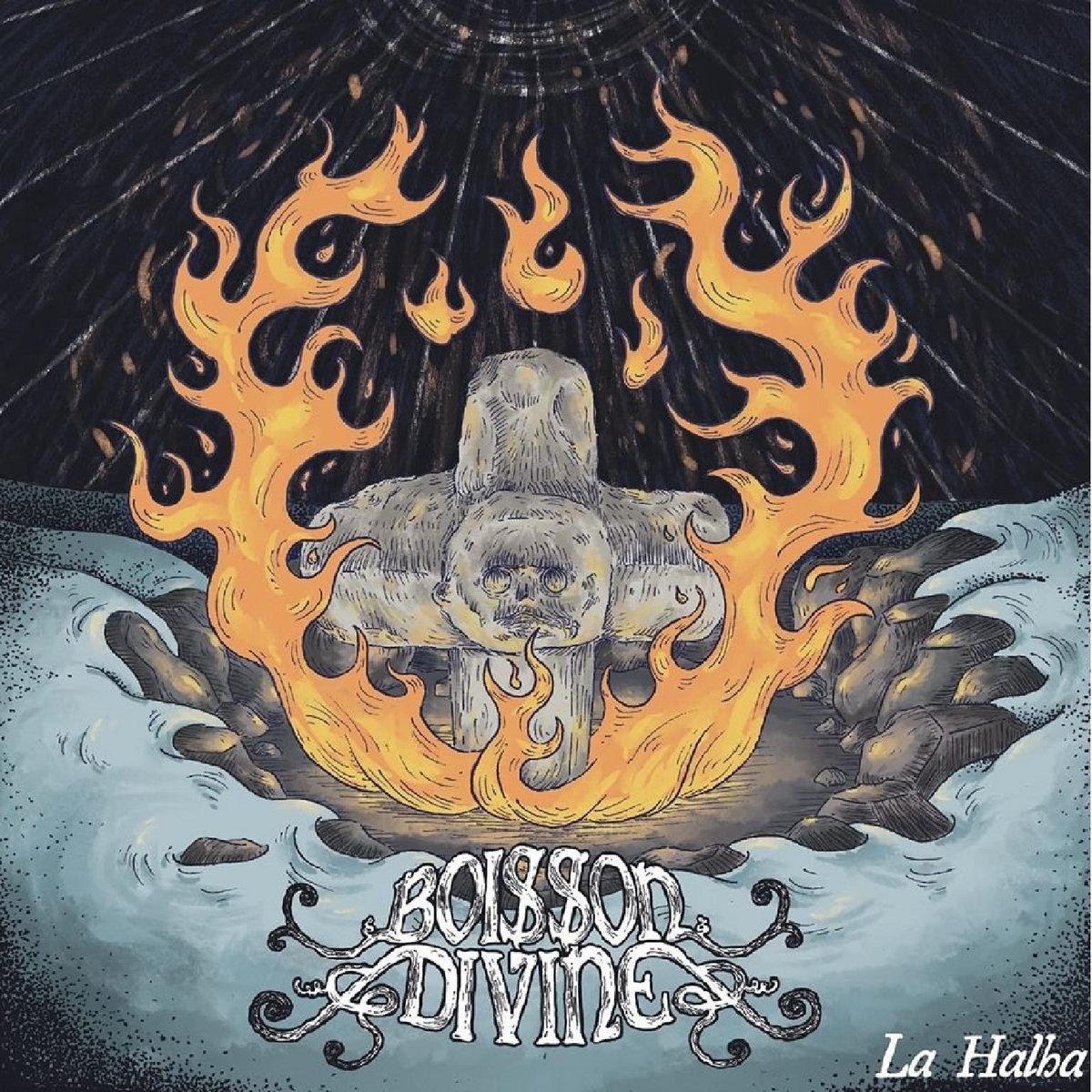 Boisson Divine: La Halha